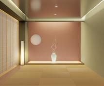 建築 内観パースを作製します。ます 高品質なCGパースをお届けいたします。