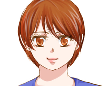 SNS等のアイコンお描きします お好きなキャラクターでアイコンをお描きします