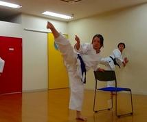 大阪市大正区のオリンピックの伝統流派の空手を無料で体験できます。