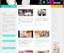 全自動更新★動画まとめアフィリエイトサイト作ります ★初心者に優しい放置型動画まとめサイト!簡単楽々手間いらず!