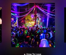 現役DJがEDMが好きな方の為に世界に一つだけのDJmixを作ります(*^^*)
