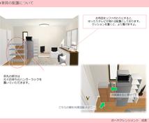 一人暮らし女性限定 お部屋の家具の配置を見直します 整理収納アドバイザー1級のプロがお部屋作り・片付けをお手伝い
