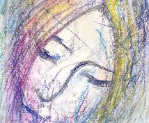 自動書記であなたの過去世を描きます あなたへのメッセージを持った過去世と会ってみませんか?