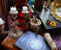 本場英国魔女公認★大好きな人を貴方の愛の虜にします 恋愛儀式専用♥新月~満月の15日間連続♥白魔術高等儀式♥