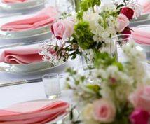 結婚式を控えたあなたへ。自分らしい披露宴の進行を一緒に考えましょう。