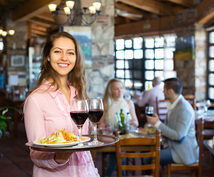【無料!!】飲食店経営者様へ。あなたのお店にあった集客方法お教えいたします。