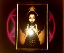 【光と影のオラクルカード】ちょっぴりホラーな女の子たちが、アナタのお悩みにプチアドバイス♪