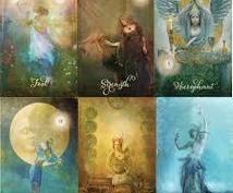 霊能者が導きのタロットで占います 普通のタロットとは違った、導きのタロット占い。