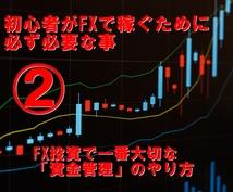 初心者がFXで稼ぐために必要な事を教えます 【2】FX投資で一番大切な事と言われる「資金管理」のやり方