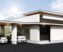 夢のマイホームの間取りを作ります 設計事務所で働いている建築士があなたの家の間取りを作成します