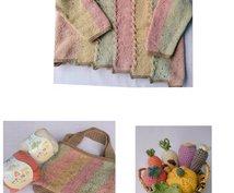 手編みのオリジナルデインをサポートします オンリーワンがお好きな方にオススメ!