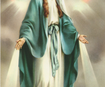 聖母マリアのヒーリングのアチューンメントをします☆