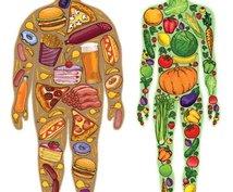 食事の力で身体のお悩み解決します あなただけのパーソナル管理栄養士