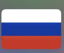初心者向けにロシア語のレッスンをします 要望があればネイティブと私とで教えます。