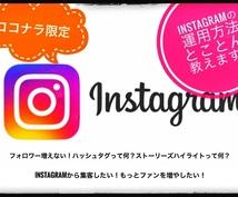 Instagramの運用方法教えます プロがInstagramの使い方や運用施策をレクチャーします