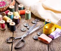 玉結び、玉留め、ボタンつけ、基礎縫いのコツ教えます 元先生ができるまで教えます。利き手、年齢、性別問わずです。