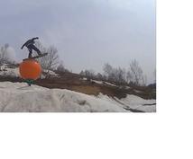 スノーボード上達方法を教えます。