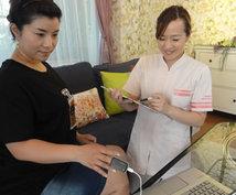 肌・内蔵・血管年齢などの健康状態を測定して、生活習慣へのアドバイスをします。