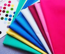 あなたが本当に似合う服の色やデザインをお教え致します。色を知ることであなたの個性を輝かせます。