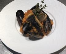 ご家庭から、新規出店のオーナーまでメニュー考えます イタリア料理歴15年の現役シェフがわかりやすく教えます!