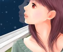 かわいい女の子のイラスト作成します ゲームキャラクターデザインSNSアイコンなどがほしい方
