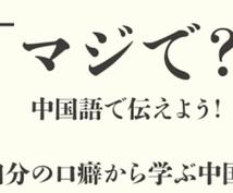 SNS、メールなど日本語⇔中国語訳します 若者ならではの目線で最新の中国語をお届け!!!