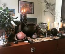 本場英国魔女公認の四大エレメント魔術を行います 次回12月10日♥仕事+人生+恋愛+開運4つ全て願望成就♥