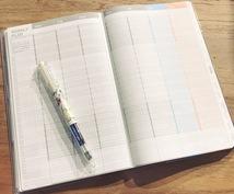 手帳を使って夢や目標を達成する方法を教えます 今日は何してましたか?時間の使い方を見直して夢を叶えよう!