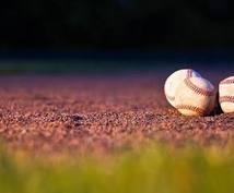 野球少年の保護者様必見!指導方法、接し方、練習メニュー、食事等についてアドバイス致します。