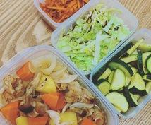 季節の食材を使ったバランス良いメニューを作ります 献立を考えるだけでなく美味しく作れるレシピをイラスト付きで!