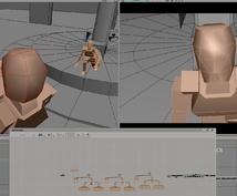 3DCGの作り方、勉強の仕方 一人で1作品つくり上げるまで