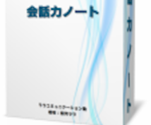 NLP(実践心理学)会話法のノートを提供します NLP会話力ノートをPDFファイルにてお渡し