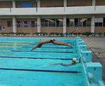 泳げない方へ泳ぎの基礎を教えます