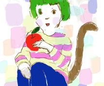 あなたの似顔絵、切り絵でのイメージ画、ペットの絵などお描きします!