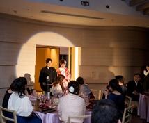 結婚式のオープニングムービーを制作します 現役テレビ編集マンだからできる見る側を意識した細かな気配り