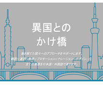 【翻訳&音声】外国語で音声データ作成します!