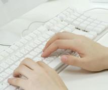 Excelサポートまたはデータ入力をサポートします 「助かった」をあなたにお届けします