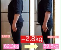 ダイエットに悩まないカラダ作りを提案しています 35歳以上の3ヶ月7㎏減を目指して、オンラインサポート!