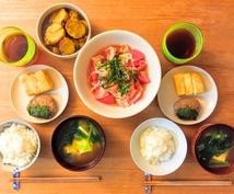 まずは1日体験から。お食事の写真で栄養指導します お食事の写真1日分でお食事のアドバイスを致します★