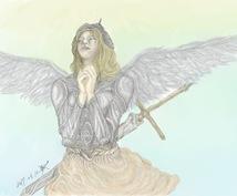 15のアークエンジェル✨がどんな問題も解決します 大天使から癒し✨導きある メッセージをあなたに…✨✨✨