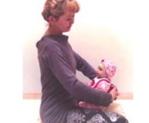 マタニティ瞑想 おなかの赤ちゃんと5分間コミュニケーション