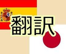 翻訳します!  スペイン語 → 日本語   日本語 → スペイン語