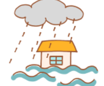 気になる場所のリスクを分析します お住まいの地域や引っ越し先などの環境的リスクを分析します。