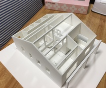 住宅模型をお作りします これからお家を立てようとする方々へ
