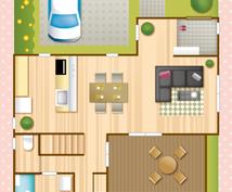 夢のマイホーム占術のプロが風水で設計お手伝いします これから建てる!自由設計のお家★お試し価格!