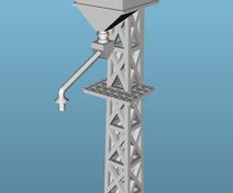 Rhinocerosでの3Dデータお作りします 3Dプリンターでものづくりをしてみたい方に!