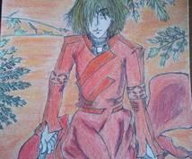 2次元大好きオタクの皆様へ、マンガやアニメのキャラクターや、似顔絵描きます。