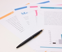 PowerPointで簡単に資料を作成します 提案内容、サービス内容を簡単に見せる資料作成をサポート