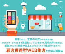 高額化×高成約率×安定Web集客の作り方教えます ◆集客疲れ?売込み苦手?な1人型起業家の方向け