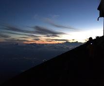 関西から富士山に登りたい方(女性)へ、1人(女)でツアーに参加したので助言します。
